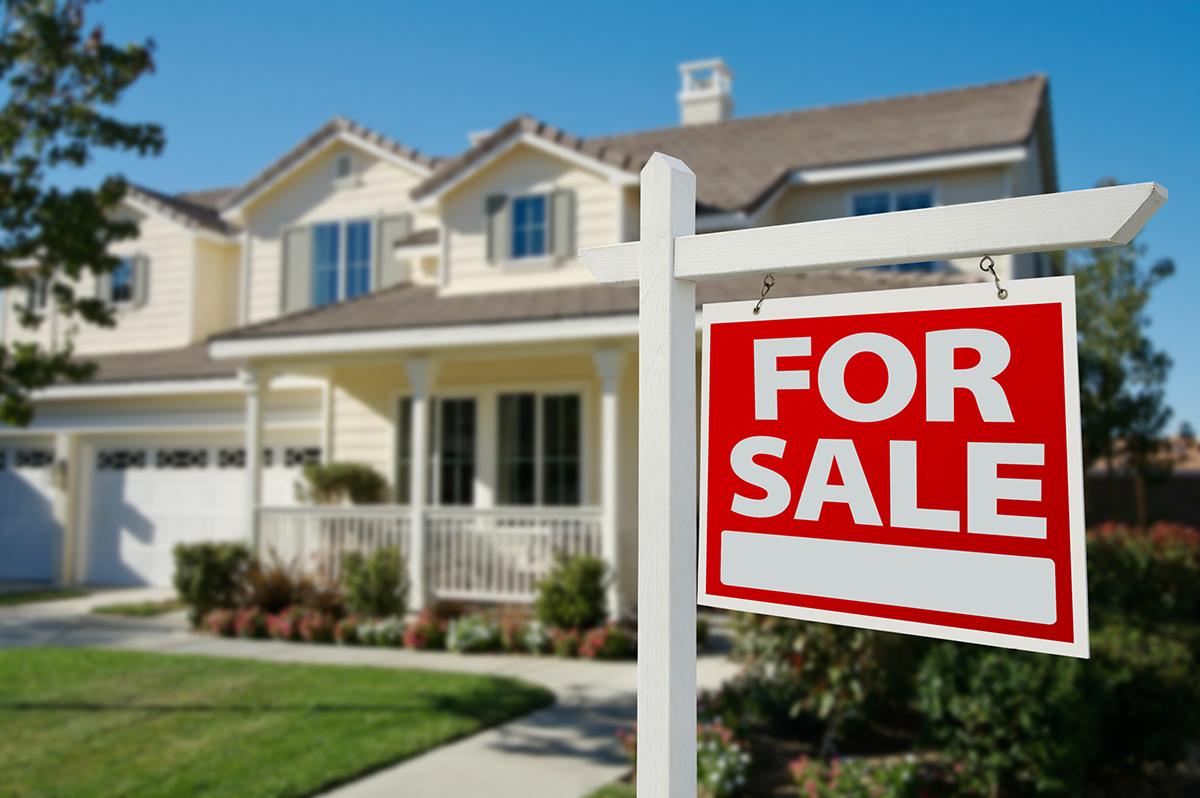 House for Sale Ready for a Jumbo Loan